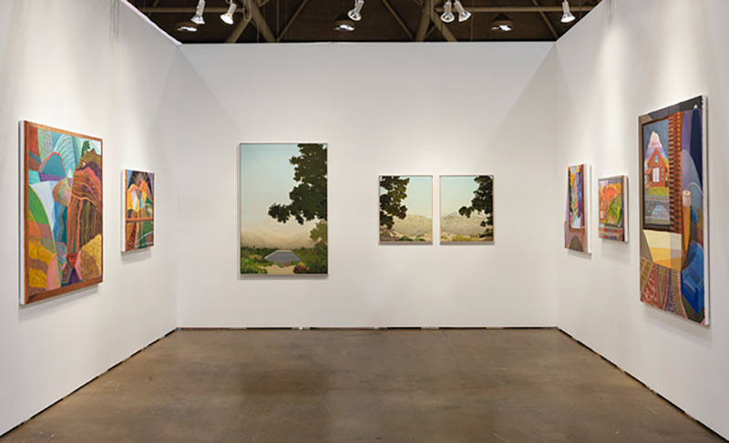 Gregory Lind Gallery @ Art Toronto